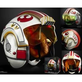 Casco Luke Skywalker X-wing piloto electrónico Black Series
