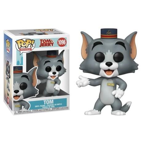 Tom Tomy Jerry Pop Funko