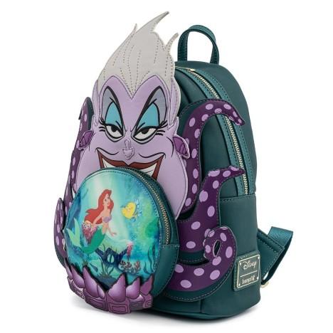 Mochila Ursula Sirenita Villains villana Disney Loungefly backpack