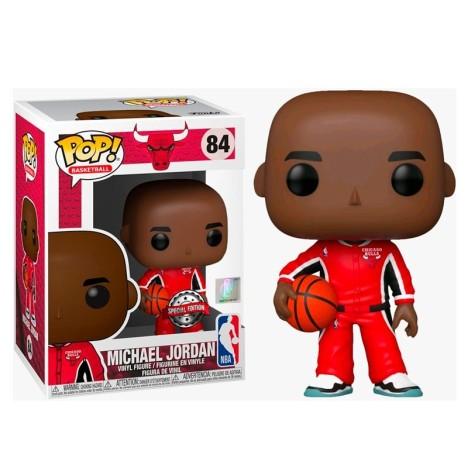 Michael Jordan Bronze Chicago Bulls funko Pop Vinyl