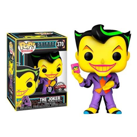 Batman Black Light DC Comics 369 Funko Pop