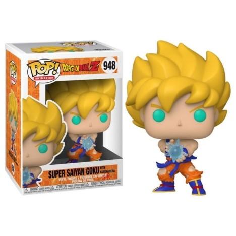Super Saiyan Goku SGSS First appearance 860 Pop Dragon ball Pop Vinyk Funko