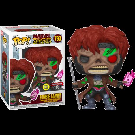Gambit Marvel Zombies Funko Pop Marvel 788