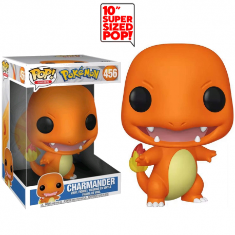 "Squirtle 10"" 25cm Pokemon Funko Pop supersized 505"