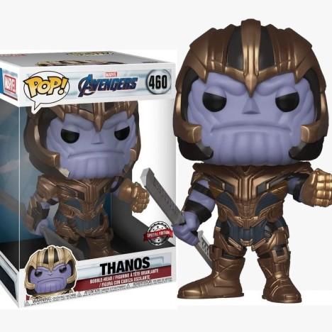 """Thanos!0"""" exc Pop Vinyl Funko Endgame Vengadores Avengers"""