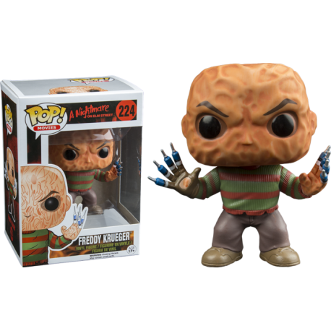 Freddy Krueger 02 funko Pop Nightmare elm street pesadilla