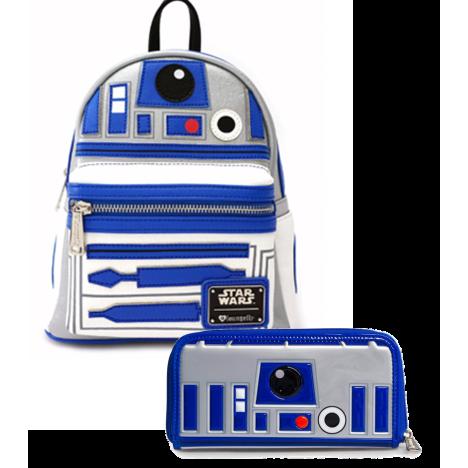 CArtera R2-D2 Star Wars R2D2 Loungefly