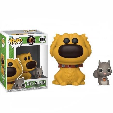Dug with toys juguetes Dug Days Funko Pop Up Pixar Disney Funko Pop 1094