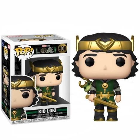 Mobius Loki Funko Pop 896