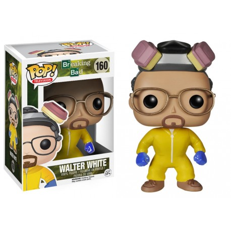 Figura Heisenberg Breaking Bad Funko Pop Vinyl Walter White