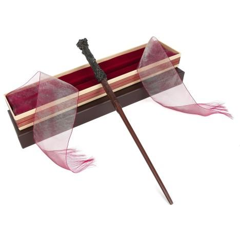 Réplica Varita mágica Hermione Grangercaja Olivanders Harry Potter Noble collection edicion Character wand