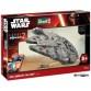 Star Wars Maqueta EasyKit 37cm Halcon Milenario 1/72 Millennium Falcon revell