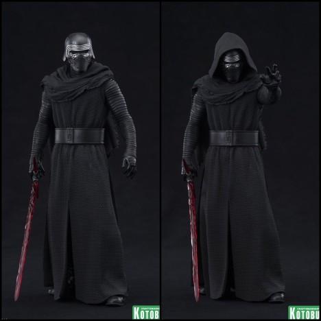 Star Wars Figura Stormtrooper first Order ARTFX 18 cm kotobukiya storm trooper