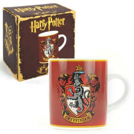 Taza Escudo Gryffindor Harry Potter 350 ml