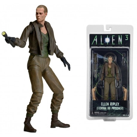 Aliens Figura Alien Brown Dog Alien Serie 8 Neca