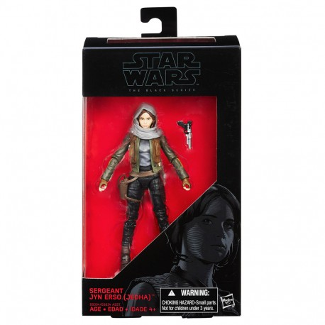 Figura Star Wars Black Series Cassian Andor Rogue One 15cm Star Wars