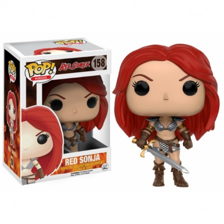 Figura Conan The Barbarian funko Pop Vinyl