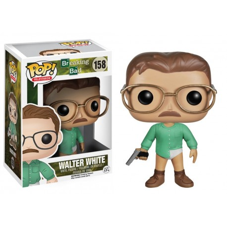 Figura Walter Breaking cooking Bad Funko Pop Vinyl
