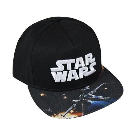 Gorra Adulto Premium Star Wars bordada