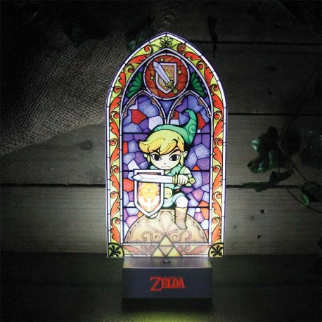 Lámpara Zelda The Legend of Zelda: Tri-Force Light