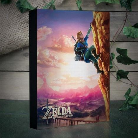 Lámpara Zelda The Legend of Zelda Wind Walker