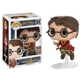 Funko Pop Vinyl Harry Potter Broom Quidditch Snitch San diego Comic Con Funko SDCC