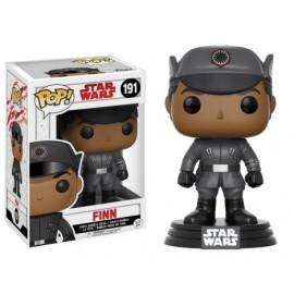 Figura Finn LAst Jedi Funko Pop Star Wars