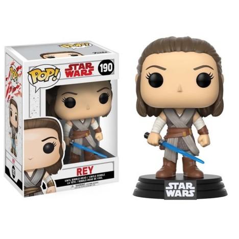 Figura Luke Skywalker LAst Jedi Funko Pop Star Wars