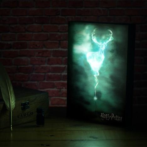 Réplica Varita mágica Ron Weasly caja Olivanders Harry Potter Noble collection edicion Character wand