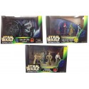 Pack 3 sets Figuras Power of the Force Hasbro