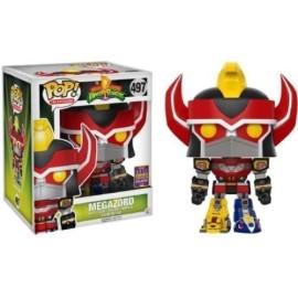 Funko Pop Megazord Power Rangers Exclusivo San Diego COmic Con Zord