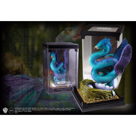 Estatua Niffler 19 cm Magical Creatures Harry Potter Animales Fantasticos