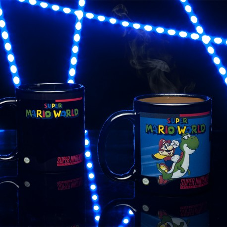 Taza Game Boy sensitiva al calor Nintendo