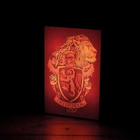 Luminart Patronus Harry Potter (Lienzo Retroiluminado)