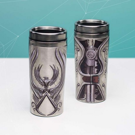 Taza cromada Assassin´s Creed Assassins