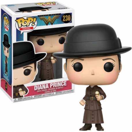 Wonder Woman num 175 Pop funko Kneeling