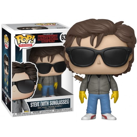 Figura Dustin Stranger Things Pop Vinyl Funko Pop