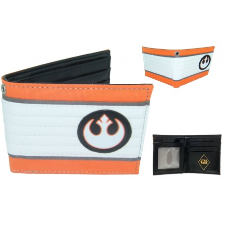 Cartera Star Wars Alianza Rebelde Rebel Alliance