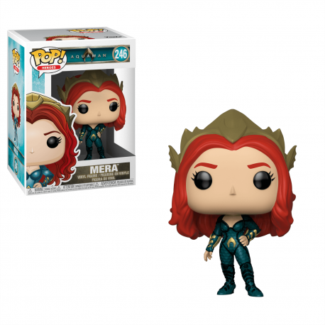 Figura Arthur Curry Hero Suit Aquaman Funko Pop