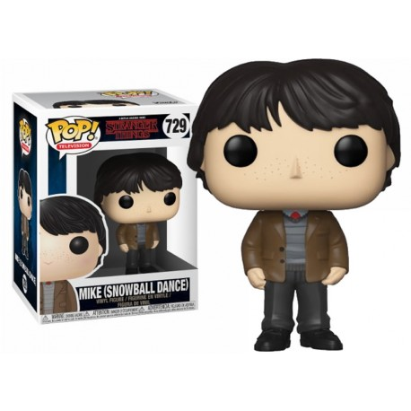 Figura Eleven elevated temporada 2 Stranger Things Pop Vinyl Funko