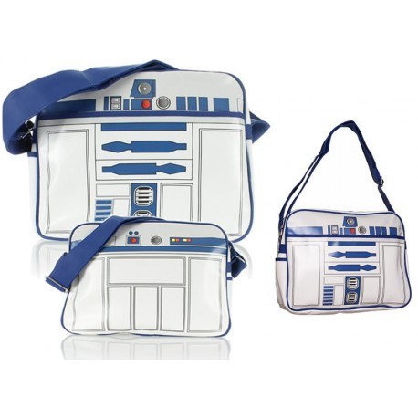 Bandolera Star Wars R2-D2 Bolsa Shoulder bag Bolso Guerra Galaxias