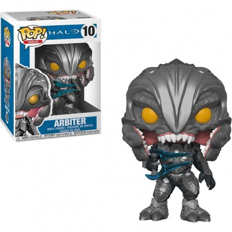 Master Chief con Cortana Halo Funko Pop