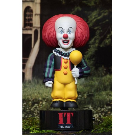 Stephen King's It 1990 Figura Movible Body Knocker Pennywise 16 cm
