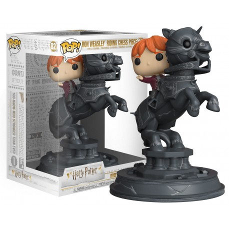Ron Howler aullador Funko Pop Harry Potter