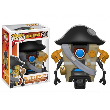 Zero Borderlands funko Pop