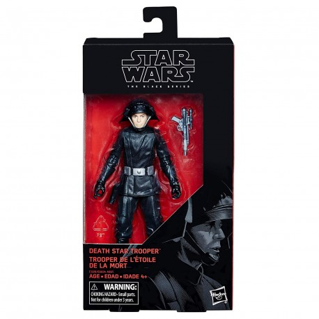 Figura DJ Canto Bight Star Wars Black Series 15cm