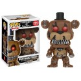 Figura Nightmare Freddy Pirate five Nights at Freddy´s