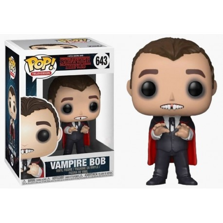 Hopper bio hazard suit Stranger Things num Pop Funko