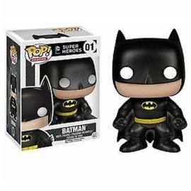 Figura Batman Exclusiva Black Suit Classic POP VINYL FIGURA POP Funko