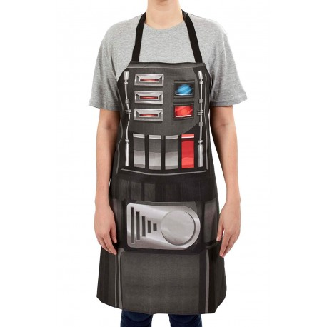 Delantal Darth Vader Mandil Cocina Star Wars Apron 72x55 cm